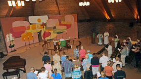 front-congregation